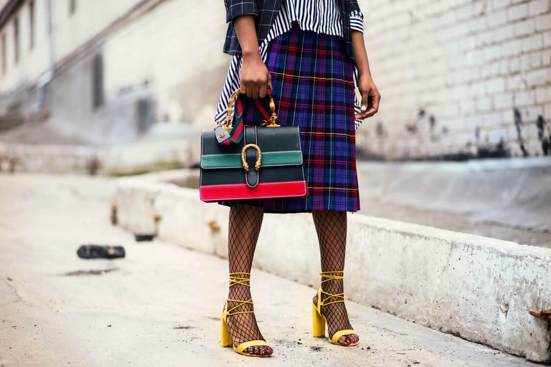 stylowe buty sandały